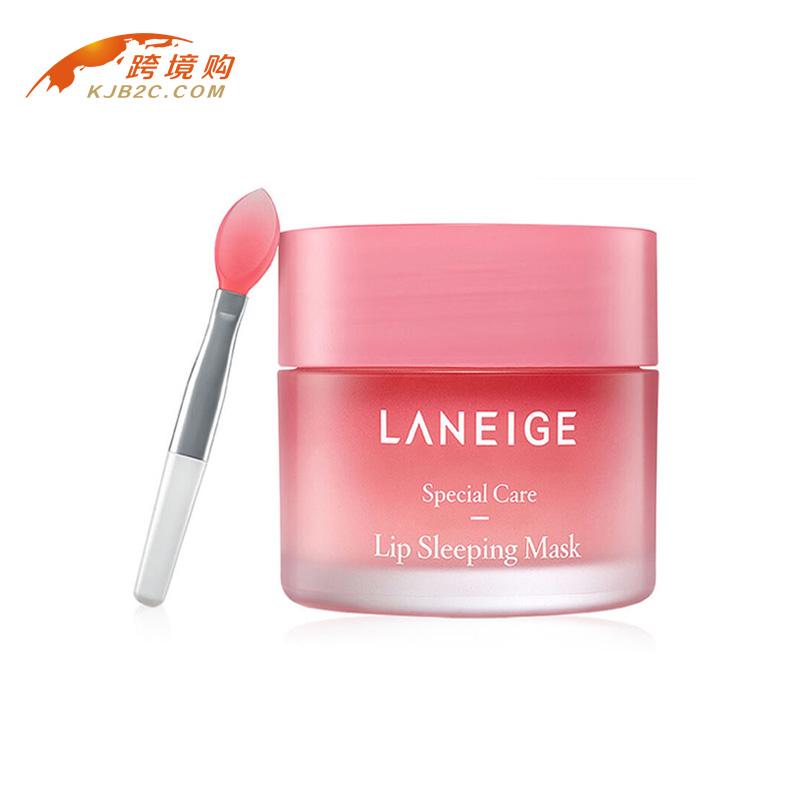 LANEIGE 兰芝 夜间保湿修护唇膜 20克  有效期:2021-09