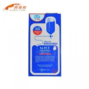 Mediheal 美迪惠尔 clinie可莱丝N.M.F水润保湿针剂面膜 10片/盒